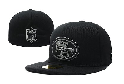 San Francisco 49ers Fitted Hat LX 150227 04